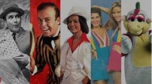 El show de July, El show de Popy, Hola yola, how del Tío Johnny, Chiquiticosas, Yola Polastri, Mirtha Patiño, Jhonny López, Rodolfo Rey