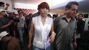Magaly Medina, Ney Guerrero, Érika Beleván