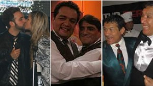 Carlos Álvarez, Carlos Carlín, Mónica Santa María, Johanna San Miguel, Jorge Benavides, Karina Rivera, Almendra Gomelski