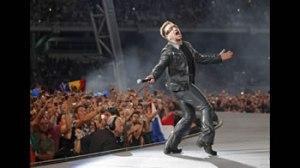 U2,  AC/DC, Coldplay , Lady Gaga