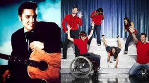 Elvis Presley, Glee