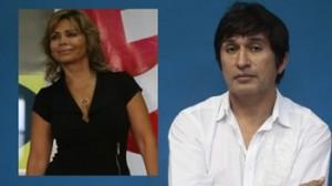 Gisela Valcárcel, Fernando Armas, Ricky Rodríguez