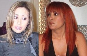 Jessica Tapia, Magaly Medina