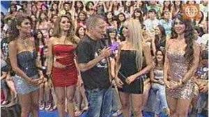 Raúl Romero, Melissa Loza, Thalía Estabridis, Rodrigo Fernandini, Corina Rivadeneyra