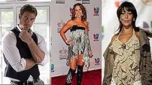Alejandra Guzmán, Ana María Polo, Daniela Romo