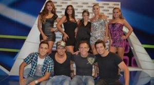 Sandre Muente, Joselito Carrera, Delly Madrid, Reimond Manco, Claudia Portocarrero, Julinho, Tommy Portugal, Giuliana Rengifo