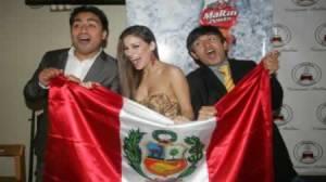 Carlos Álvarez, Lucecita, Fernando Armas, Edwin Sierra, Miguel Moreno, Joyce Guerovich