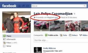Magdyel Ugaz, Luis Felipe Capamadjián