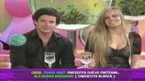 Magaly Medina, Mario Hart, Alejandra Baigorria