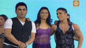 Claudio Pizarro, Hernán Vidaurre, Myriam Fefer, Ariel Bracamonte,El Gran Show