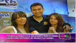 El Gran Show, Tatiana Astengo
