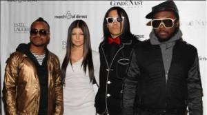 Black Eyed Peas, Michael Jackson, Fergie