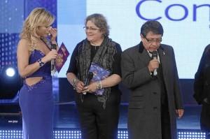 Gisela Valcárcel, Ciro Castillo-Rojo, El gran show