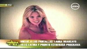 Laura Huarcayo