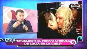 Luis Caycho, Lucía de la cruz