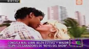 Belén Estévez, Waldir Felipa