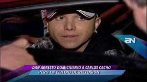 José Urquizo, Carlos Cacho