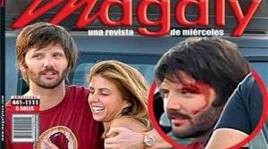 Fiorella Cayo, Mario Hart, Alejandra Baigorria, Magaly Medina, Revista Magaly Teve