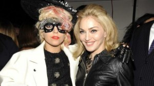Madonna, Lady Gaga