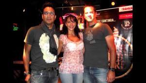 Jorge Pardo , Gustavo Mayer , Danuska Zapata , Earth Wind and Fire