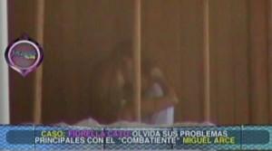 Magaly TeVe , Fiorella Cayo , Miguel Arce