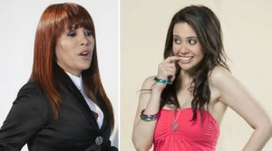 Magaly Medina , Lucía Oxenford , Magaly TeVe