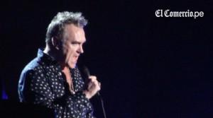 Conciertos 2012 , Morrissey