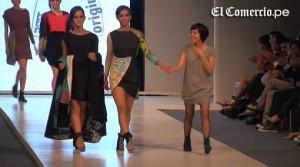 Semana de la Moda de Lima , LIF Week 2012 , Sandra Serrano