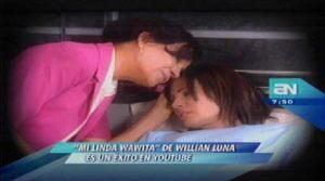 Al fondo hay sitio , Televisión , Mi linda wawita , Karina Calmet, William Luna
