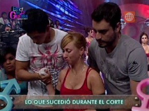 Belén Estévez , Esto es Guerra , Mathías Brivio , Johanna San Miguel , Videos de Espectáculos