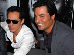 Marc Anthony , Chayanne