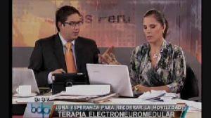 Buenos días Perú , Claudia Cisneros , Jaime Chincha