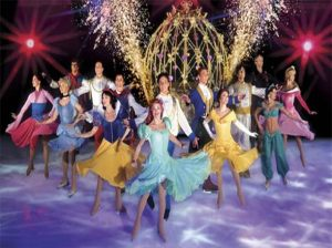 Disney on Ice , Coliseo Dibós , Disney