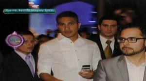 Paolo Guerrero , Magaly Medina , Verónica Linares
