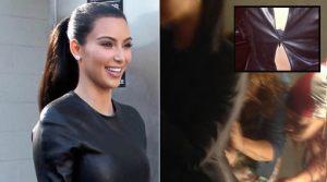 Kim Kardashian , Jimmy Kimmel
