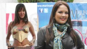 empresaria , modelo , farándula peruana , críticas , Marina Mora , Tilsa Lozano