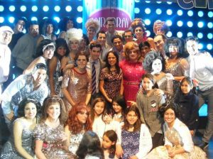 Nadine Heredia , Hairspray , Obra