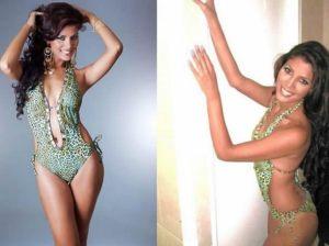 Cindy Mejía , Miss Perú Universo 2012, homosexual, hijo