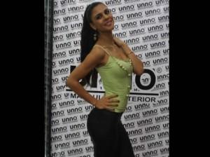 laudia Abusada , Las Vengadoras , Las Justicieras, modelo