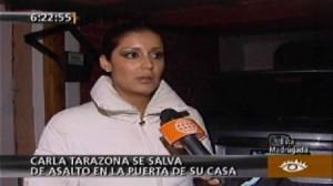 ladrones , atraco , Chorrillos , Los Cedros de Villa , Karla Tarazona