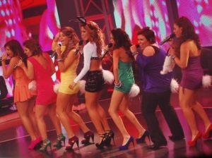Melissa Paredes , Miss Perú 2012 , Videos de Espectáculos , Gisela Valcárcel , Operación Triunfo