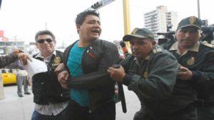 detención , farándula nacional , Lince , Rony García, Lady Guillen