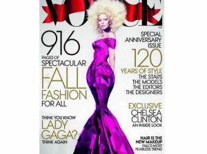 Lady Gaga , Vogue , Videos de Espectáculos, septiembre, 2012