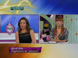 Julia Vial , Magaly Medina , ATV , Videos de Espectáculos , Bora