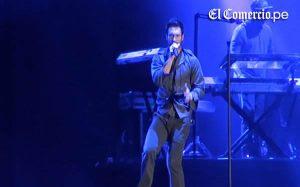 Conciertos en Lima, Televisión, Maroon 5, Televisión