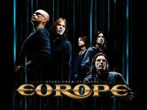 Europe, Joey Tempest, Firebox, Bag of Bones