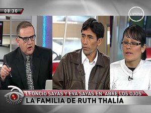 Videos de Espectáculos , Frecuencia Latina , Ruth Thalía Sayas Sánchez , Bryan Romero , Beto Ortiz , Abre los Ojos