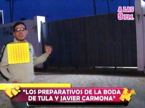 Tula Rodríguez , Javier Carmona , Videos de Espectáculos , Amor Amor Amor , Frecuencia Latina
