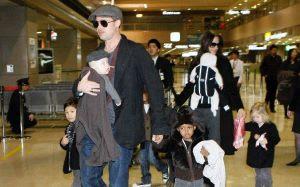 Cine, Hijos de famosos, Angelina Jolie, Pax, Vivienne Jolie Pitt, Zahara, Cine