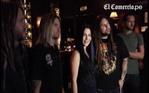 Conciertos en Lima, Música, Evanescence